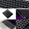 Maikou Silicone Keyboard Protective Cover - BLACK