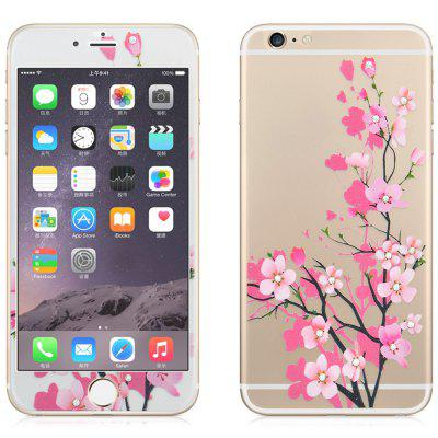 Angibabe 2 in 1 Tempered Glass Screen Film Back Protector for iPhone 6 Plus / 6S Plus FlowerIPhone Screen Protectors<br>Angibabe 2 in 1 Tempered Glass Screen Film Back Protector for iPhone 6 Plus / 6S Plus Flower<br><br>Brand: Angibabe<br>Compatible Phone Brand: Apple iPhone<br>Features: Anti Glare, Protect Screen, Anti-oil, Anti scratch, Anti fingerprint<br>For: Cell Phone<br>Mainly Compatible with: iPhone 6 Plus, iPhone 6S Plus<br>Material: Tempered Glass<br>Package Contents: 1 x Tempered Glass Film, 1 x Alcohol Prep Pad<br>Package size (L x W x H): 18.000 x 9.600 x 0.700 cm / 7.087 x 3.780 x 0.276 inches<br>Package weight: 0.082 kg<br>Product Size(L x W x H): 15.300 x 7.200 x 0.030 cm / 6.024 x 2.835 x 0.012 inches<br>Product weight: 0.012 kg<br>Surface Hardness: 9H<br>Thickness: 0.3mm<br>Type: Protective Film, Screen Protector