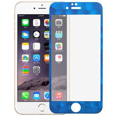 Angibabe Tempered Glass Screen Film for iPhone 6 Plus / 6S Plus with Water Cube Frame