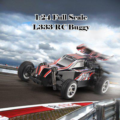 WLtoys L333 Stimulation 1 / 24 Scale 2.4G Crossing RC Vehicle