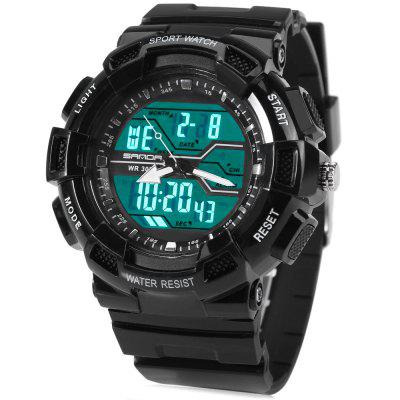 Sanda 736 Male LED Sports Watch
