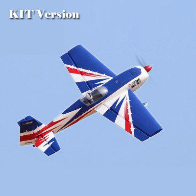 FMS E300 RC Fixed-wing Aeroplane Glider Model KIT Version