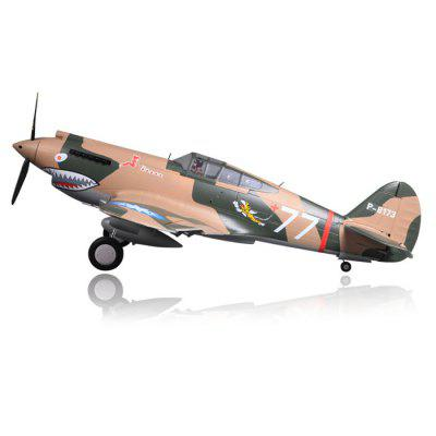 FMS P - 40B RC Fixed-wing AeroplaneRC Airplanes<br>FMS P - 40B RC Fixed-wing Aeroplane<br><br>Brand: FMS<br>Function: Up/down, Forward/backward, Rollover<br>Material: EPO<br>Package Contents: 1 x Airplane Model, 1 x English Manual<br>Package size (L x W x H): 105.600 x 31.900 x 23.000 cm / 41.575 x 12.559 x 9.055 inches<br>Package weight: 2.450 kg<br>Product size (L x W x H): 105.500 x 31.800 x 22.900 cm / 41.535 x 12.520 x 9.016 inches