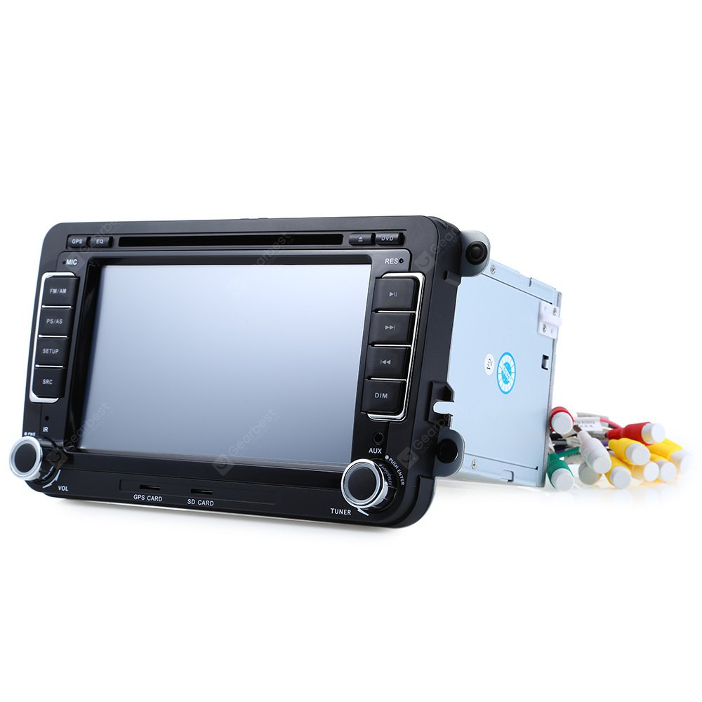 7 inch 16GB Car DVD Stereo Video Player GPS Navigation for VW