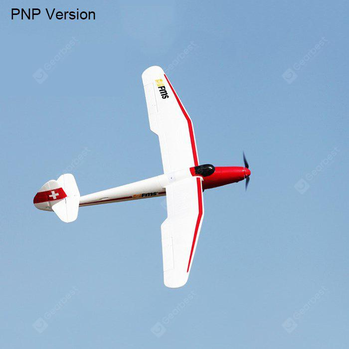 FMS 1500MM Seagull RC Fixed-wing Aeroplane Glider Model PNP Version