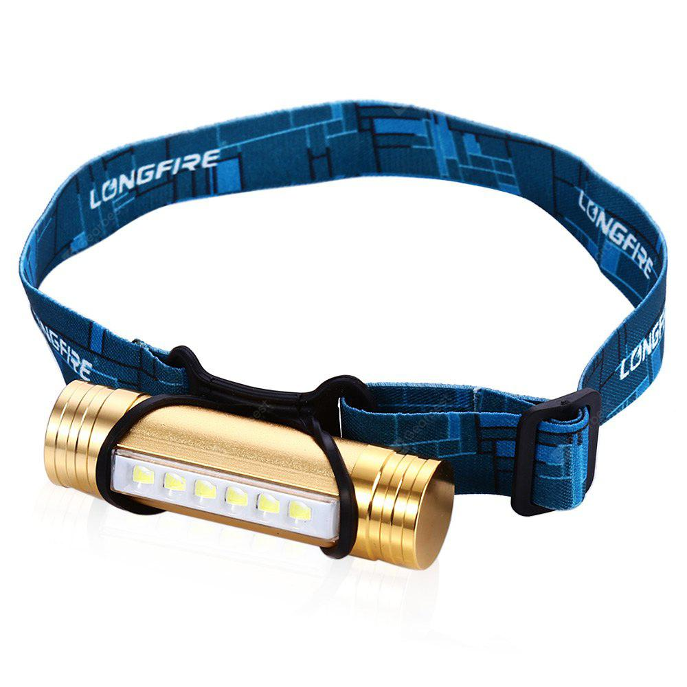 4 in 1 Multifunction Rechargeable 1200Lm LED Headlamp