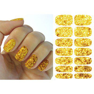 DIY Nail Art Decoration StickerNail Sticker<br>DIY Nail Art Decoration Sticker<br><br>Features: Lightweight, Easy to Carry, Environment Friendly<br>Functions: Comestic for Party, Waterproof<br>Material: Others<br>Package Contents: 1 x Nail Sticker<br>Package size (L x W x H): 11.000 x 11.000 x 0.500 cm / 4.331 x 4.331 x 0.197 inches<br>Package weight: 0.040 kg<br>Product size (L x W x H): 10.500 x 6.000 x 0.100 cm / 4.134 x 2.362 x 0.039 inches<br>Product weight: 0.010 kg