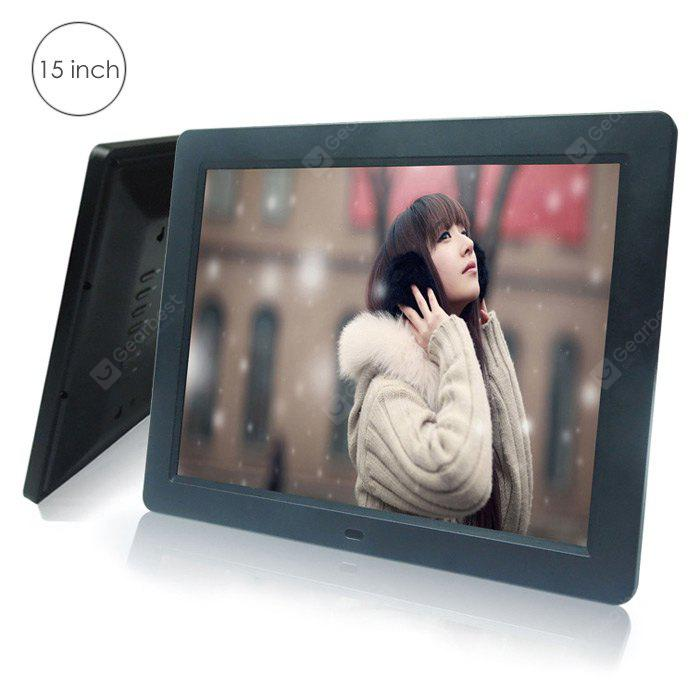 Multi - functional DPF 15 inch Digital Photo Frame - $137.47 Free ...