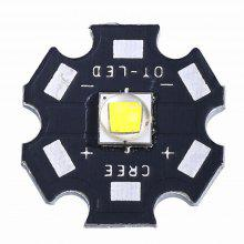 High Power CREE XM L2 1000Lm Star Plated DIY LED Ship