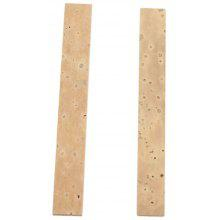 2Pcs Spare Joint Cork Strip for Clarinet Musical Instrument Fitting