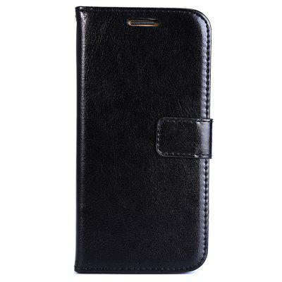 Magnetic Card Slot Wallet Stand Leather Flip Case for Samsung S6 Edge