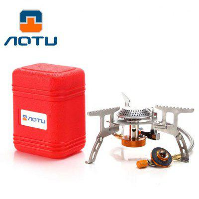 AOTU Split Type Flat Stove Head with Rotary Flame