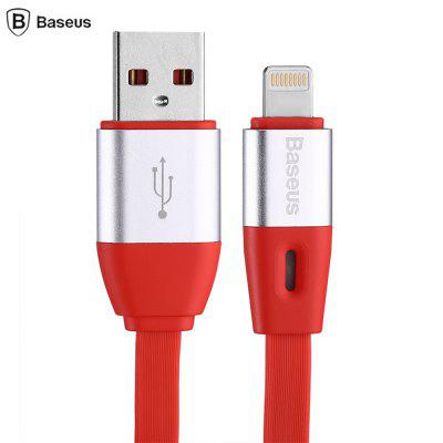 Baseus 1M 8 Pin USB Data Cable 2.1A