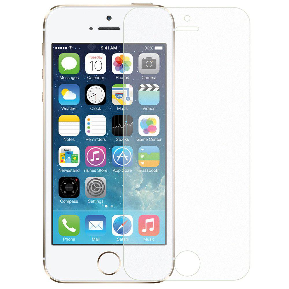 Angibabe Tempered Glass Screen Protector for iPhone SE / 5S / 5C / SE