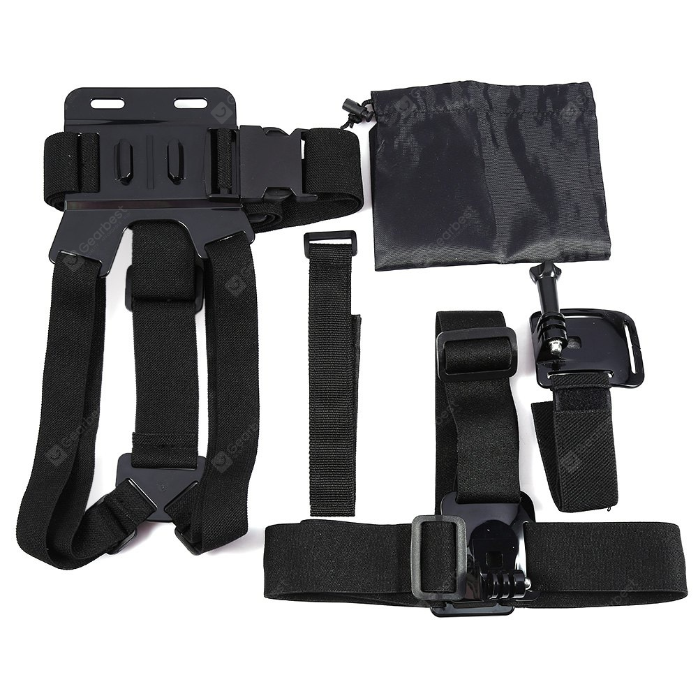 5-in-1 Outdoor Sports Camera Accessories Kit