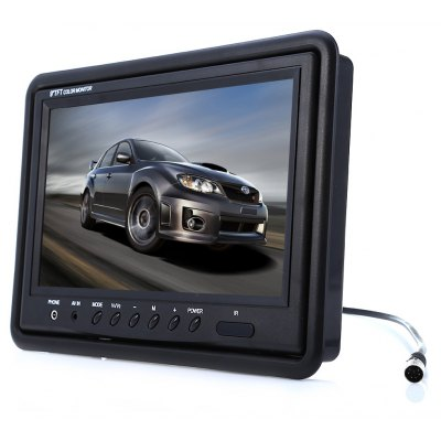 9 inch HD Rear View Parking Backup Camera Monitor