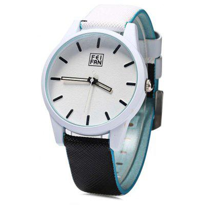 Feifan 62088G Unique Design Men Quartz Watch