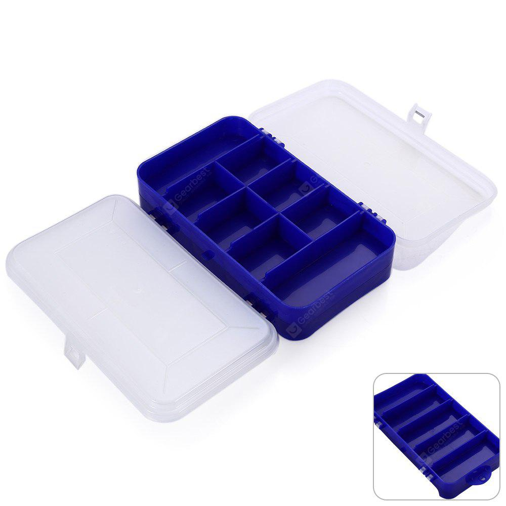 No.681 Double-deck Components Storage Box Case