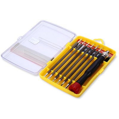HUIJIAQI NO.8911 7 in 1 Screwdriver Kit Repairing Tool