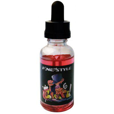 Finestyle Flower Series Rose Flavor E-liquid