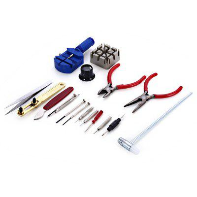 18 in 1 Watch Repairing Tools Set