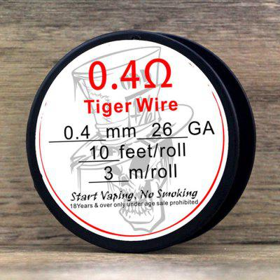 Original Advken Tiger Wire Ferrochrome A1 Resistance Wire
