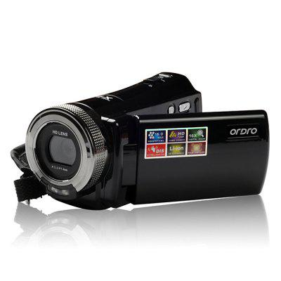 ORDRO DV-108 2.7inch  LCD Digital Video Camera HD Camcorder DV