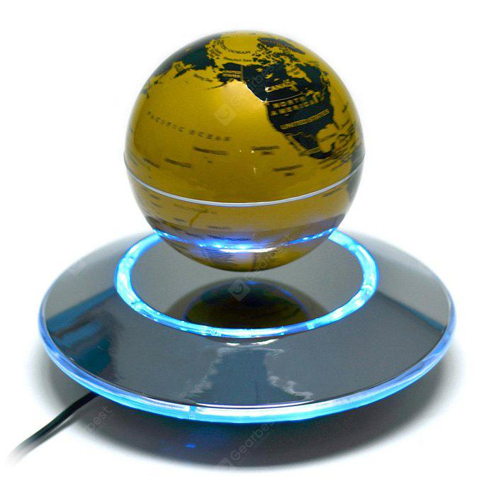 Magnetic levitation floating globe world map 7307 free shipping magnetic levitation floating globe world map gumiabroncs