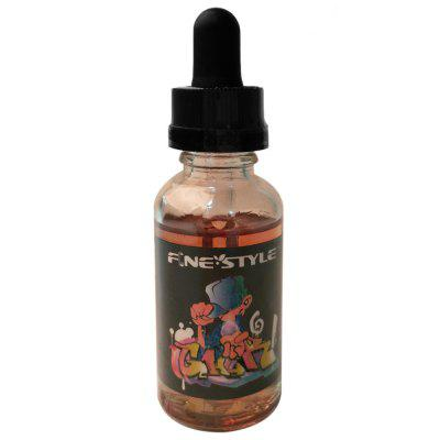 Finestyle Ice-Cola Flavor E-liquid for E Cigarette
