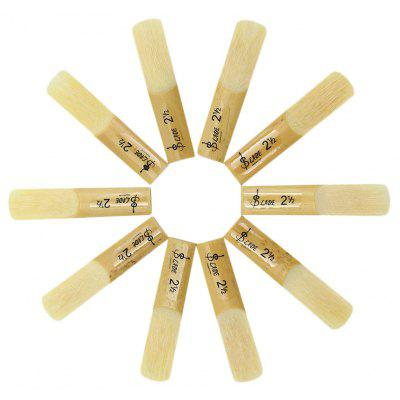 10Pcs Lade Strength 2.5 Reed