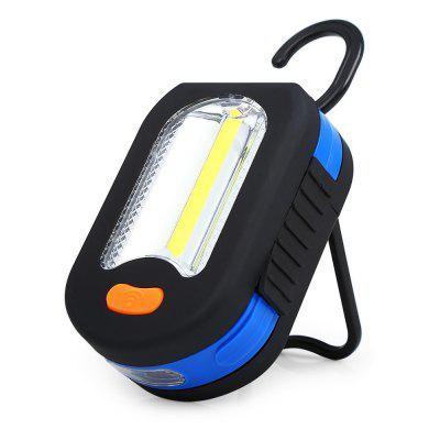 X2 - 6618 350Lm COB Camping LED Flashlight