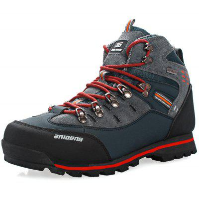 Winter Outdoor Men's Shoes Anti-Skid and Durable Hiking Shoes Sports and Leisure Shoes