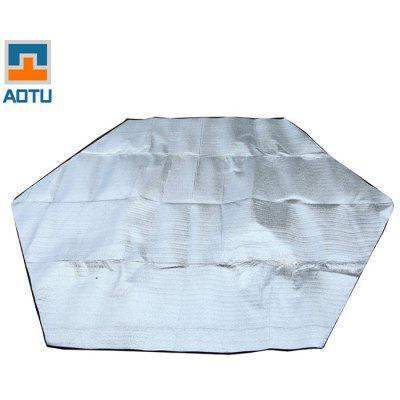 AOTU AT6217 Hexagonal Moisture-proof Mat