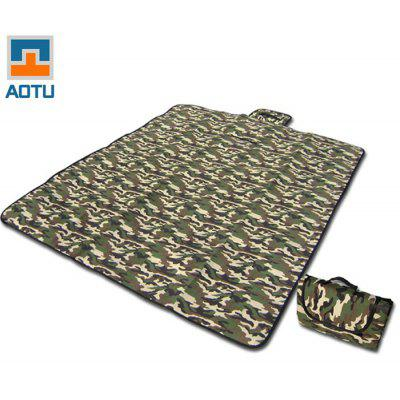 AOTU SY041 180 x 150cm Camouflage Moisture-proof Mat