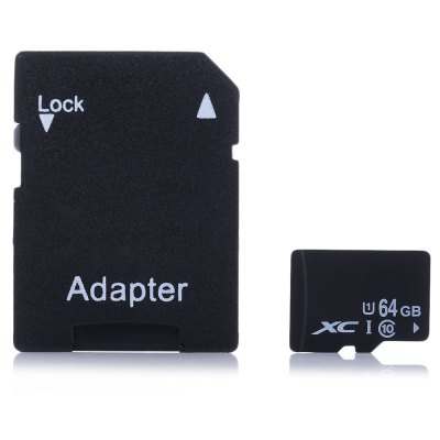 64GB Micro SD / TF Flash Memory Card