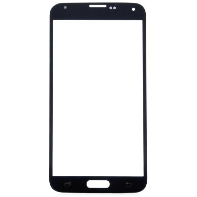 Buy BLACK Outer Glass Lens Cover with Repair Tools for Samsung S5 for $4.05 in GearBest store
