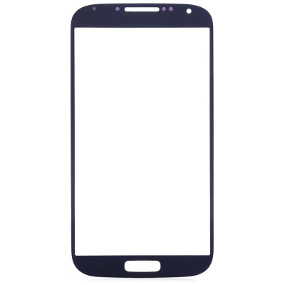 Buy BLUE Outer Glass Lens Cover with Repair Tools for Samsung S4 for $3.05 in GearBest store