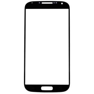 Buy BLACK Outer Glass Lens Cover with Repair Tools for Samsung S4 for $3.05 in GearBest store