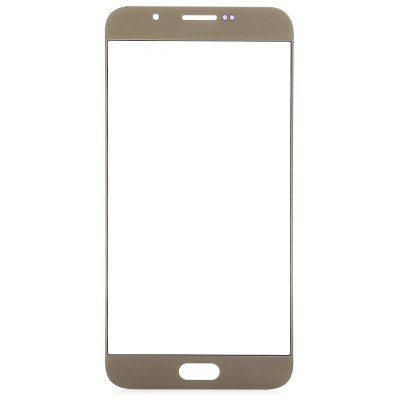 Buy GOLDEN Outer Glass Lens Cover with Repair Tools for Samsung A8 for $3.90 in GearBest store