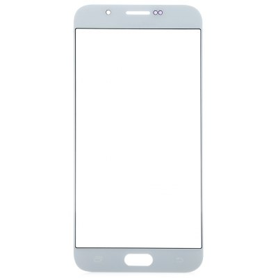 Outer Glass Lens Cover with Repair Tools for Samsung A8
