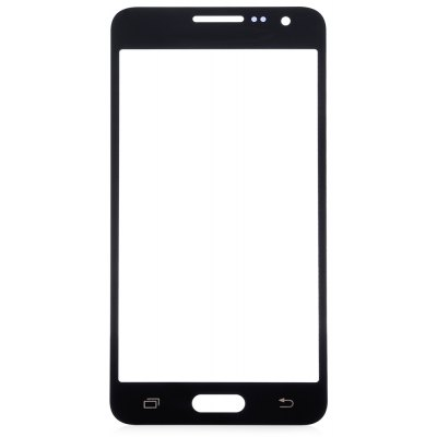 Outer Glass Lens Cover with Repair Tools for Samsung A3