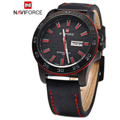 Naviforce 9040 Military Men Quartz Watch
