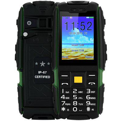 X6000 Quad Band Unlocked Phone