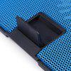 Notebook Cooling Pad - BLUE