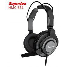 Superlux HMC-631 Professional-grade PC Gaming Headset with Mic