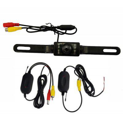 RM-HTH001 2.4G Wireless 135 Degree Car Rearview Camera