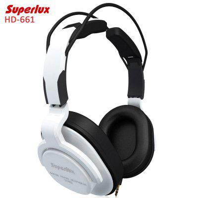 Superlux HD-661 Monitoring Music Professional Headphones Noise Canceling