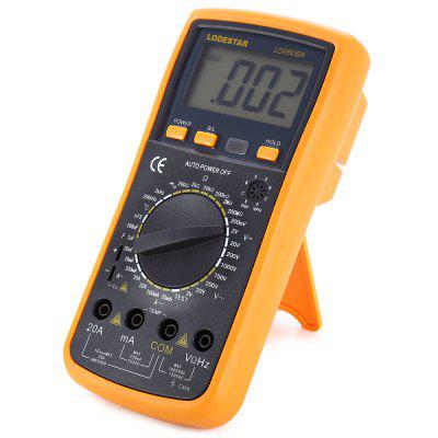 LODESTAR LD9808A Digital Multimeter
