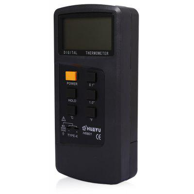 HUAYU H6801 LCD Digital Thermometer Temperature Meter