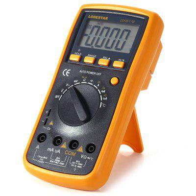 LODESTAR LD9817B Digital Multimeter